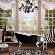 Chandelier Bath I