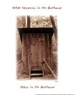 What Happens in the Outhouse